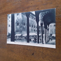 Cartolina Postale Pistoia, 1900 Mercato Alle Logge Della Cattedrale - Pistoia