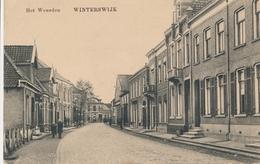 CPA - Pays-Bas - Winterswijk - Het Weurden - Winterswijk