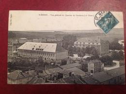 Saint Mihiel Vue Générale Du Quartier Cavalerie 12e Chasseur - Saint Mihiel