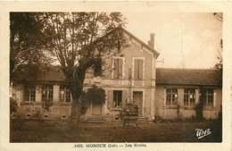 090619A - 46 MOROUX MAUROUX Les écoles - Mys - France