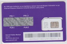 ASERBAIDSCHAN  GSM - Azerbaïjan