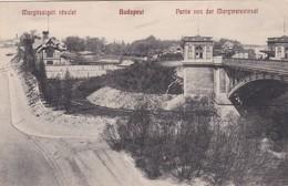 CARTOLINA - POSTCARD - UNGHERIA - BUDAPEST - MARGITSZIGELI - Ungheria