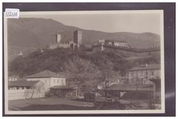 BELLINZONA - MURA E CASTELLO D'URI - TB - TI Ticino