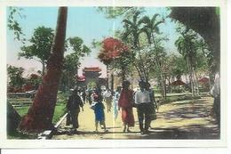 297 - GIADINH - DANS L'ENCEINTE DE LA PAGODE DU MARECHAL LÊ VAN-DUYÊT ( Animées ) VIET-NAM - Vietnam
