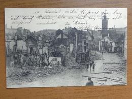 Dendermonde - Termonde / Aspect De Termonde Après Sa Destruction Par Les Barbares --> Beschreven 1919 - Dendermonde