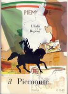 Il Piemonte - Anno 2006 - Folder - 6. 1946-.. Republik