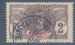 Second  Stamp Of MAURITANIA 1906 Scott / SG # 1 USED  RARE - Postal History - Mauritania (1960-...)
