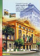 Comando Generale Della Guardia Di Finanza - Anno 2006 - Folder - Paquetes De Presentación