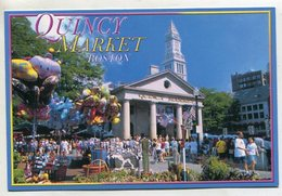 USA  - AK 352855 Massachusetts - Boston - Quincy Market - Boston