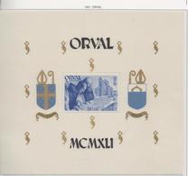 L'abbaye D' Orval-Abdij Van Orval - Neufs