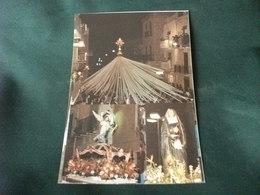 CONFRATERNITA MARIA SS. DEL SOCCORSO PROCESSIONE DI LU SIGNURI DI LI FASCI  PIETRAPERZIA ENNA SICILIA MADONNA ANGELO - Vergine Maria E Madonne