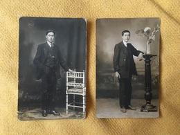 Dos Retratos - Fotografía