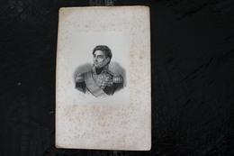 DH/ Louis-Alexandre Berthier (1753 - 1815) - Le Maréchal De L'ombre. Cet Officier D'état-major / 16x24 Cm - Documenti Storici