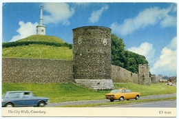 CANTERBURY : THE CITY WALLS - Canterbury