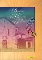 Basilica Di San Vincenzo In Galliano - Anno 2007 - Folder - Iglesias Y Catedrales