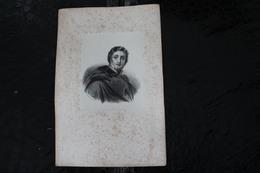 DH/ Jean-de-Dieu Soultn 1,duc De Dalmatie, Né En 1769 Et Mort à Saint-Amans-la-Bastide, Aujourd'hui Saint-Ama / 16x24 Cm - Documents Historiques