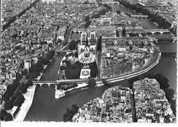 CPA PARIS -île De La Cité 1961 - France