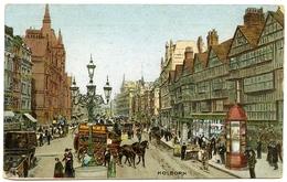 LONDON : HOLBORN / ADDRESS - KILBURN SQUARE - London Suburbs