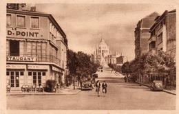 LISIEUX-AVENUE DE SAINT THERESE-1952 - Lisieux