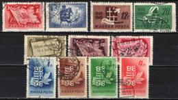 UNGHERIA - 1948 - CENTENARIO DELLA RIVOLUZIONE DEL 1848 - USATI - Ungheria