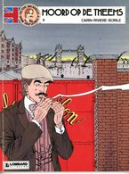 Victor Sackville 5 - Moord Op De Theems (1ste Druk) 1991 - Victor Sackville
