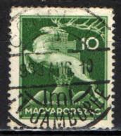 UNGHERIA - 1933 - FESTA DEI BOY SCOUTS - USATO - Ungheria