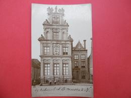 HOORN  ( PAYS - BAS )  CARTE PHOTO Du Tribunal - Hoorn