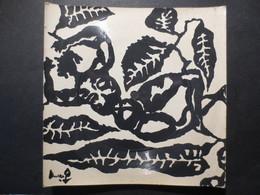Jean Lurçat - Unesco - Disque Souple 45 T à Motif - Dessin Inédit De Jean Lurçat - - Special Formats