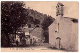 4919 - Le Cheix ( 63 ) - Grande Place - N°3.447 - Dumousset édit. - - Francia