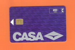 """CHIPCARD SPAIN P388  """"CASA 295 - II""""  06/99 - EX: 7000 - USED - Emissions Privées"""