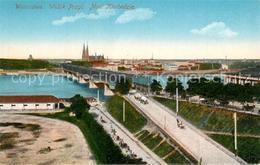 43303751 Warszawa Widek Pragi Most Kierbedzia Warszawa - Polonia