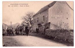 4920 - Le Cheix ( 63 ) - Route De Besse - N°5621 - E.L.D. - - Francia