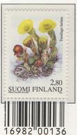 PIA - FINL  - 1998 : Primavera - Il Risveglio Della Natura - Fiore Tussilago Farfara - (Yv 1397) - Flora