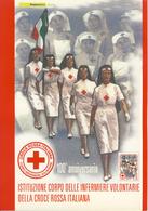 100° Corpo Infermiere Volontarie Della Croce Rossa Italiana - Anno 2008 - Folder - 6. 1946-.. Republic