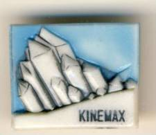 "FEVE - PERSO - ""FUTUROSCOPE DE POITIERS  86 VIENNE""- 1994  -  LE KINEMAX  ECRAN GEANT DE 600 M2 - SCAN VERSO - Hadas (sorpresas)"
