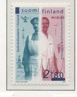 PIA - FINL  - 1998 : Centenario Del Sindacato Finlandese Delle Infermiere - (Yv 1392) - Salute