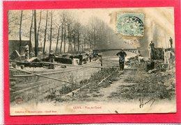 02  .GUNY  ,  Vue  Du  Canal  . - Other Municipalities