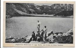 Pievepelago (Modena). Il Lago Santo. - Modena