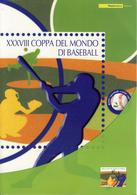 Coppa Del Mondo Di Baseball - Anno 2009 - Folder - Baseball