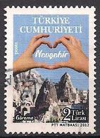 Türkei  (2012)  Mi.Nr.  3952   Gest. / Used  (12fg01) - 1921-... Republiek