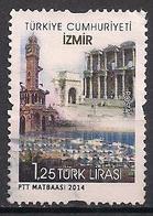 Türkei  (2014)  Mi.Nr.  4111  Gest. / Used  (12fg06) - 1921-... Republiek