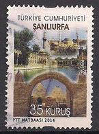 Türkei  (2014)  Mi.Nr.  4110  Gest. / Used  (12fg08) - 1921-... Republiek