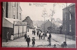 Sart-Dames-Avelines - Rue De L'Eglise , Kermesse, Tir Franco-belge, Foire - Villers-la-Ville