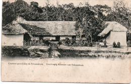 COUVENT PROVISOIRE DE TRIVANDRUM-1900 - India