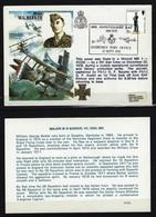 GROSSBRITANNIEN Beleg - 60th Anniversary RAF - Befördert Mit Nimrod MR 1 - 15.9.1978 - Avions