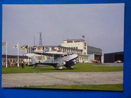AEROPORT / AIRPORT / FLUGHAFEN     MANCHESTER   DRAGON RAPIDE AIRVIEWS - Aérodromes