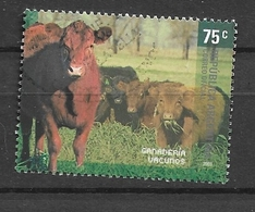 ARGENTINA   2003 Products And National Technology Cattle (Bos Primigenius Taurus)    Ø - Used Stamps