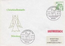 PU 113/25  Christkindlesmarkt Nünrberg, Nürnberg 106 - BRD