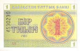 Kasachstan - 1 Tyin UNC 1993 - Kasachstan