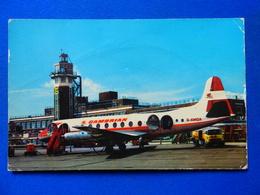 AEROPORT / AIRPORT / FLUGHAFEN    LIVERPOOL    VISCOUNT  CAMBRIAN - Aerodromi
